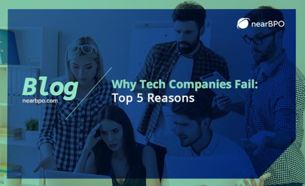 Why Tech Companies Fail?