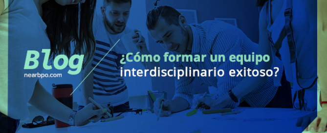 Formar equipo interdisciplinario que funcione